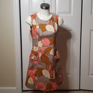 EUC Boden retro dress